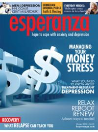 Rolf featured in Esperanza Magazine